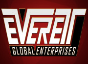 New logo for 'Everett Global Enterprises'