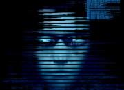 'Digital JC' entity animation frame for the Helios\JC ending