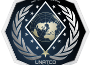 UNATCO seal with new logo