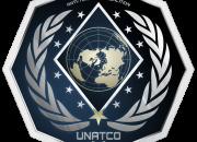 UNATCO seal with new logo